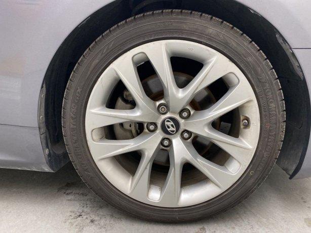 Hyundai Genesis Coupe cheap for sale