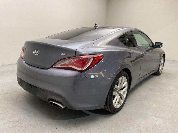 used Hyundai Genesis Coupe