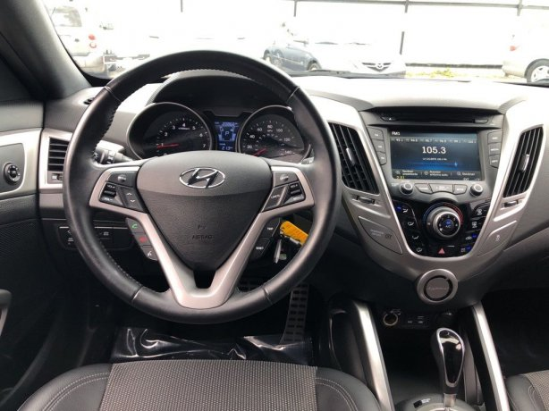 used 2016 Hyundai Veloster for sale Houston TX