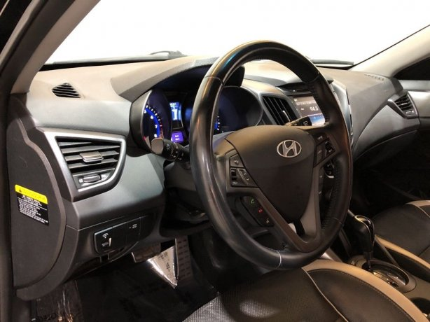 used 2014 Hyundai Veloster for sale Houston TX