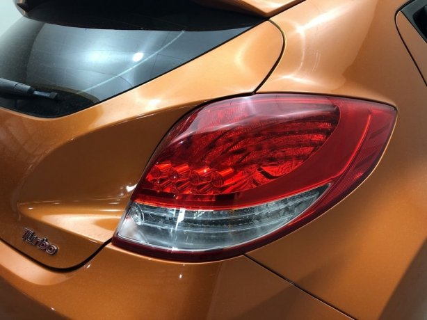 used Hyundai Veloster for sale near me