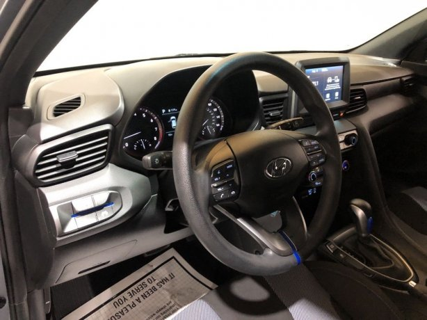 used 2019 Hyundai Veloster for sale Houston TX