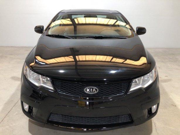 Used Kia Forte Koup for sale in Houston TX.  We Finance!