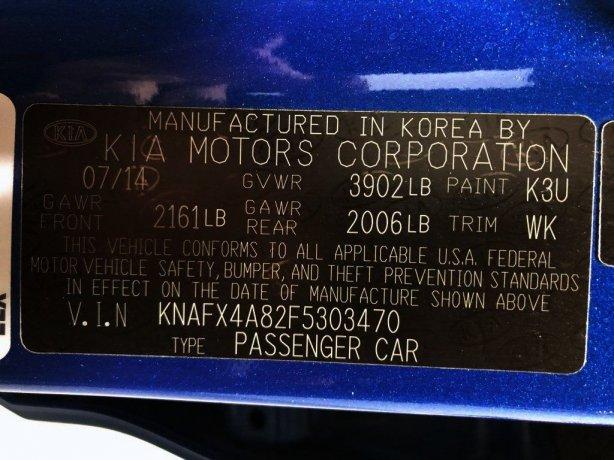 Kia Forte cheap for sale
