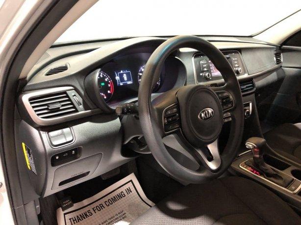 2016 Kia Optima for sale Houston TX