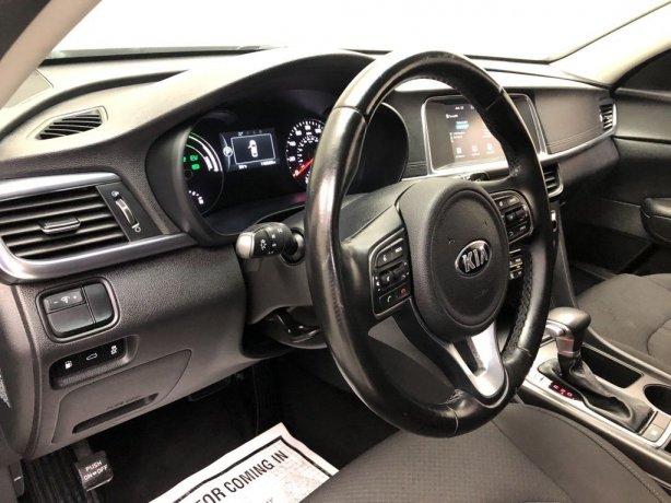2017 Kia Optima Hybrid for sale Houston TX