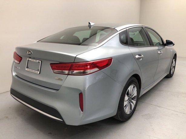 used Kia Optima Hybrid