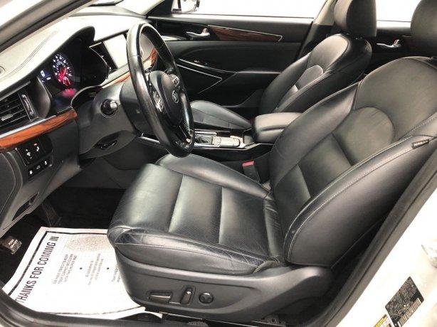 used 2017 Kia Cadenza for sale Houston TX
