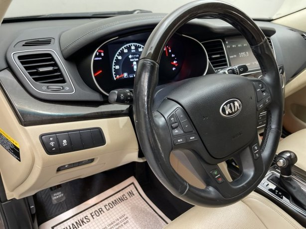 2014 Kia Cadenza for sale Houston TX