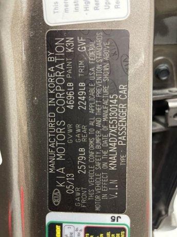 Kia Cadenza cheap for sale