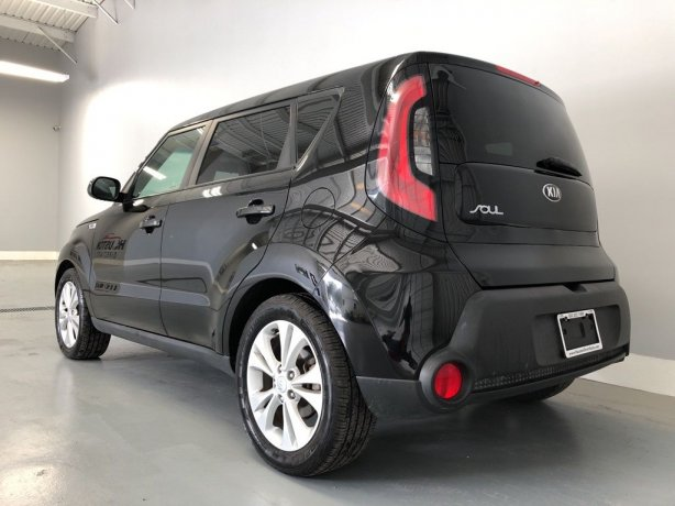 used Kia Soul for sale near me