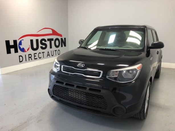 Used 2015 Kia Soul for sale in Houston TX.  We Finance!