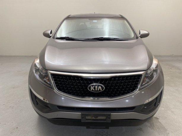 Used Kia Sportage for sale in Houston TX.  We Finance!