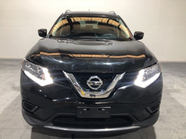 Used Nissan Rogue for sale in Houston TX.  We Finance!