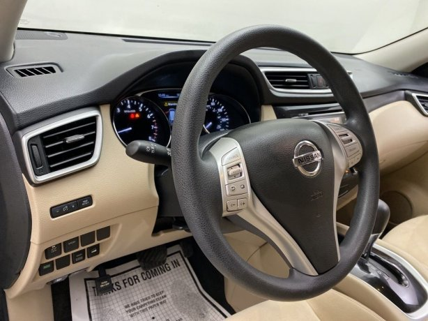 2016 Nissan Rogue for sale Houston TX