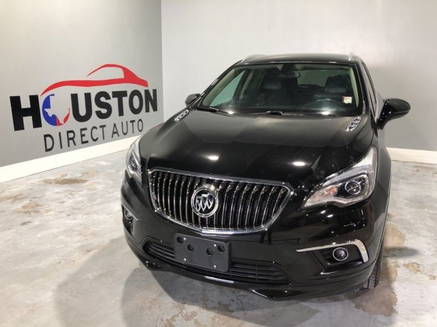 Used 2017 Buick Envision for sale in Houston TX.  We Finance!