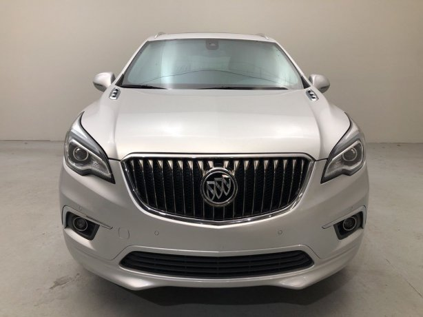 Used Buick Envision for sale in Houston TX.  We Finance!