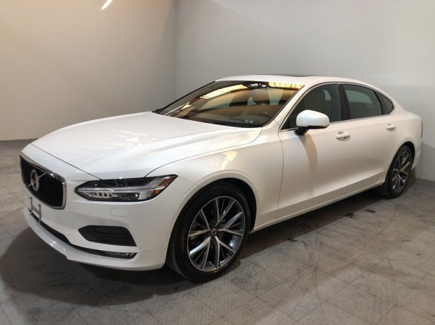 Used 2018 Volvo S90 for sale in Houston TX.  We Finance!