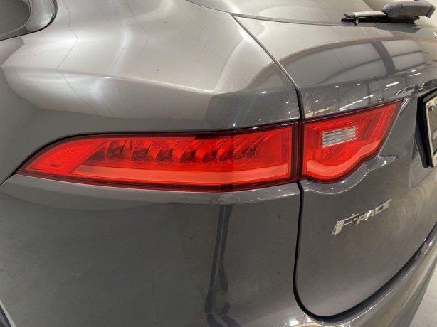 used 2017 Jaguar F-PACE for sale