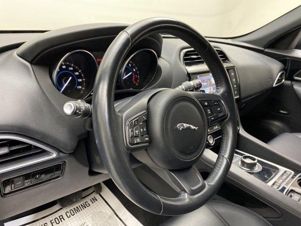 2017 Jaguar F-PACE for sale Houston TX