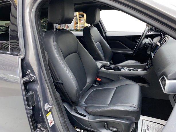 cheap Jaguar F-PACE for sale