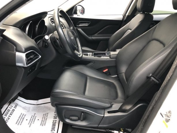 used 2018 Jaguar F-PACE for sale Houston TX