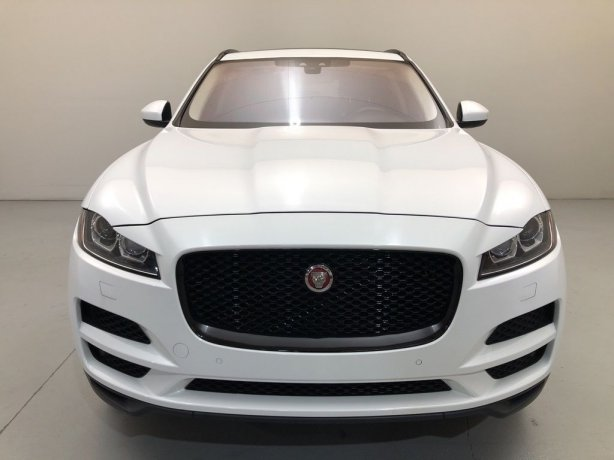 Used Jaguar F-PACE for sale in Houston TX.  We Finance!