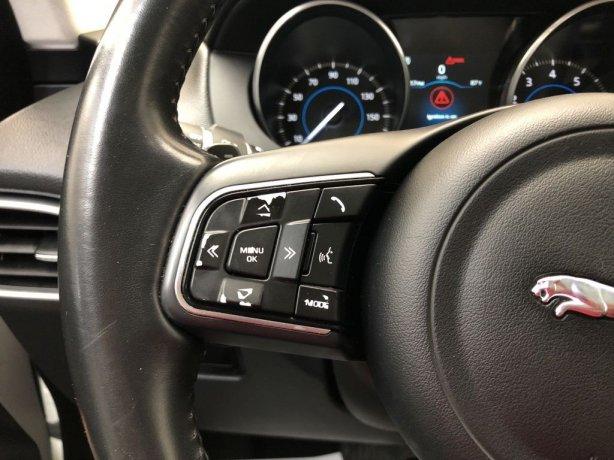 used Jaguar F-PACE for sale Houston TX