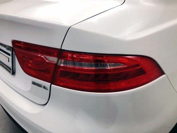 used Jaguar XE for sale near me