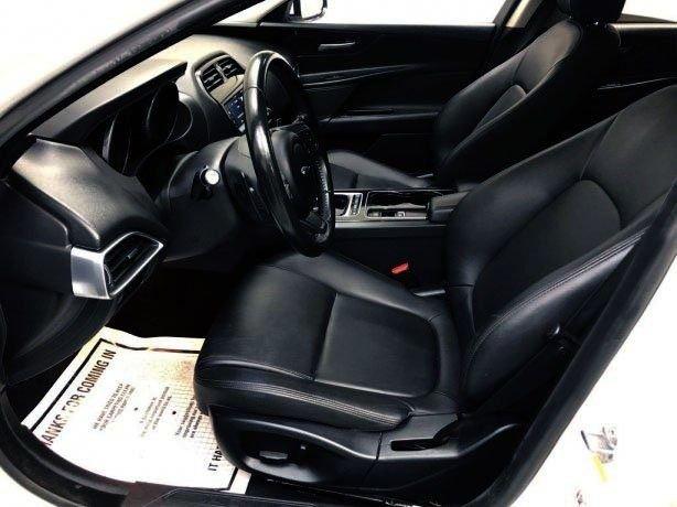 used 2017 Jaguar XE for sale Houston TX