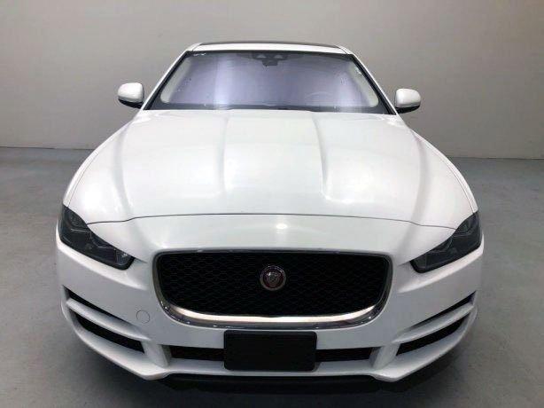 Used Jaguar XE for sale in Houston TX.  We Finance!