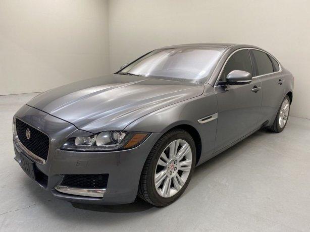Used 2017 Jaguar XF for sale in Houston TX.  We Finance!