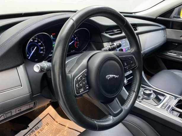 2017 Jaguar XF for sale Houston TX