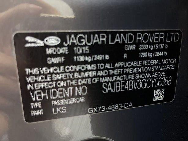 Jaguar XF 2016 near me