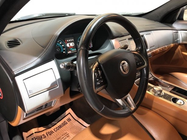 2012 Jaguar XF for sale Houston TX
