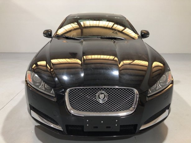 Used Jaguar XF for sale in Houston TX.  We Finance!