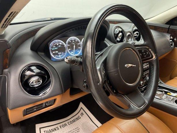 2015 Jaguar XJ for sale Houston TX