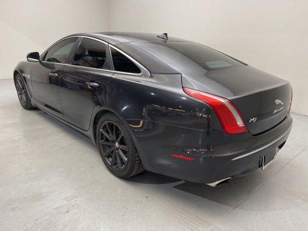 used Jaguar XJ
