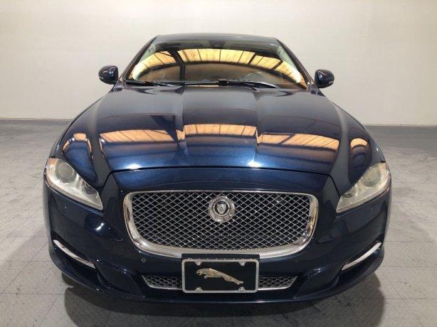 Used Jaguar XJ for sale in Houston TX.  We Finance!
