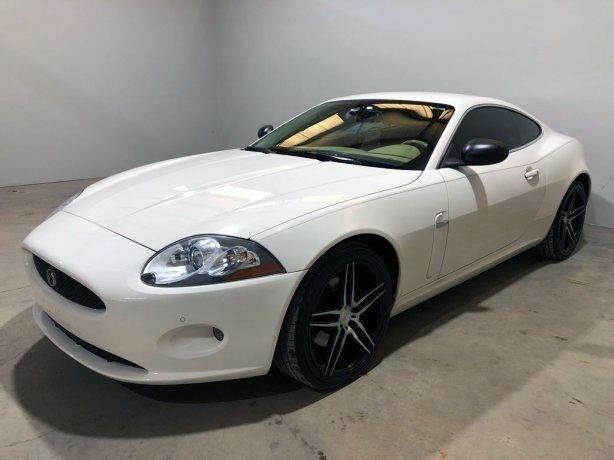 Used 2009 Jaguar XK for sale in Houston TX.  We Finance!