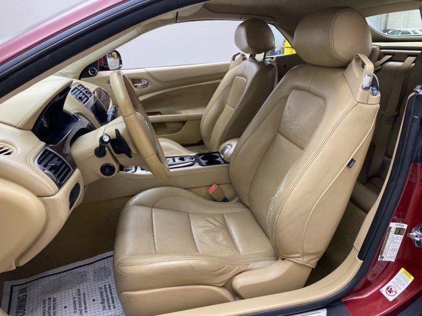 used 2011 Jaguar XK for sale Houston TX