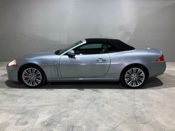 Used Jaguar XK for sale in Houston TX.  We Finance!
