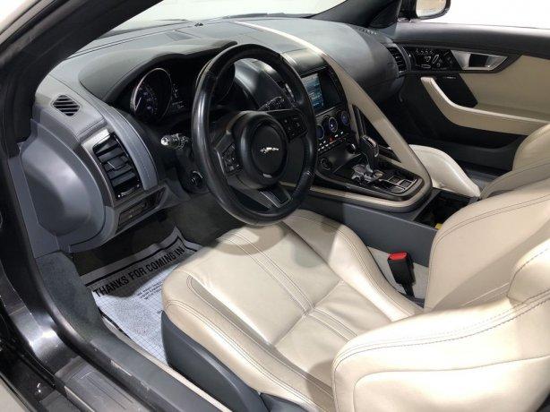 2015 Jaguar F-TYPE for sale Houston TX