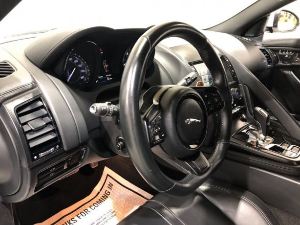 used 2015 Jaguar F-TYPE for sale Houston TX