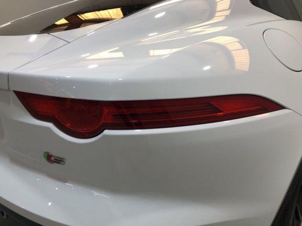 used Jaguar F-TYPE for sale near me