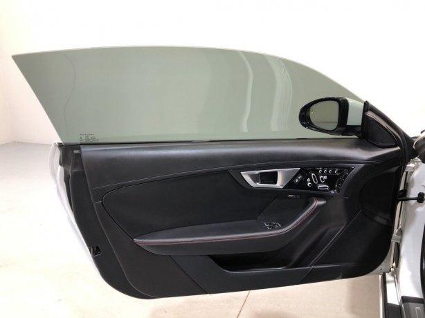 used 2017 Jaguar F-TYPE