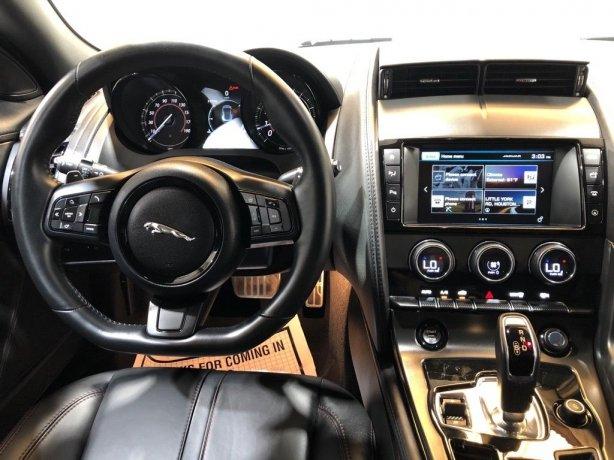 used 2017 Jaguar F-TYPE for sale near me