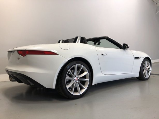 used 2016 Jaguar F-TYPE for sale