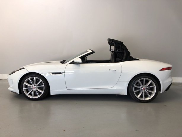 used Jaguar F-TYPE for sale near me