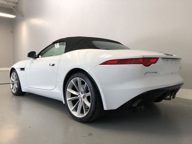 used 2016 Jaguar F-TYPE for sale near me